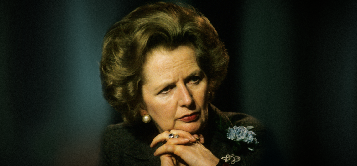 Countdown: Our 10 Favorite Margaret Thatcher Quotes