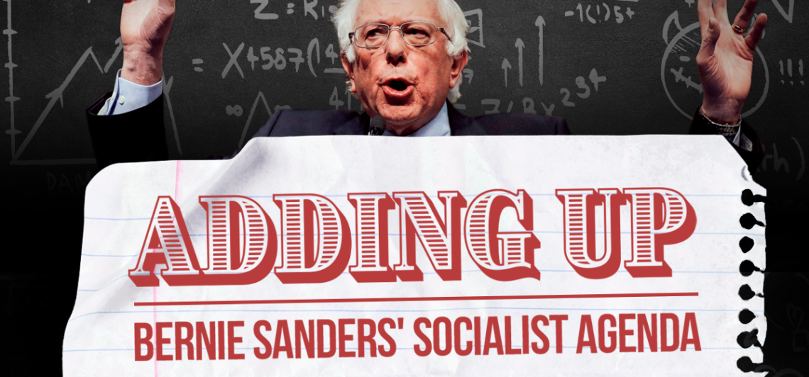 Adding Up Bernie Sanders' Socialist Agenda