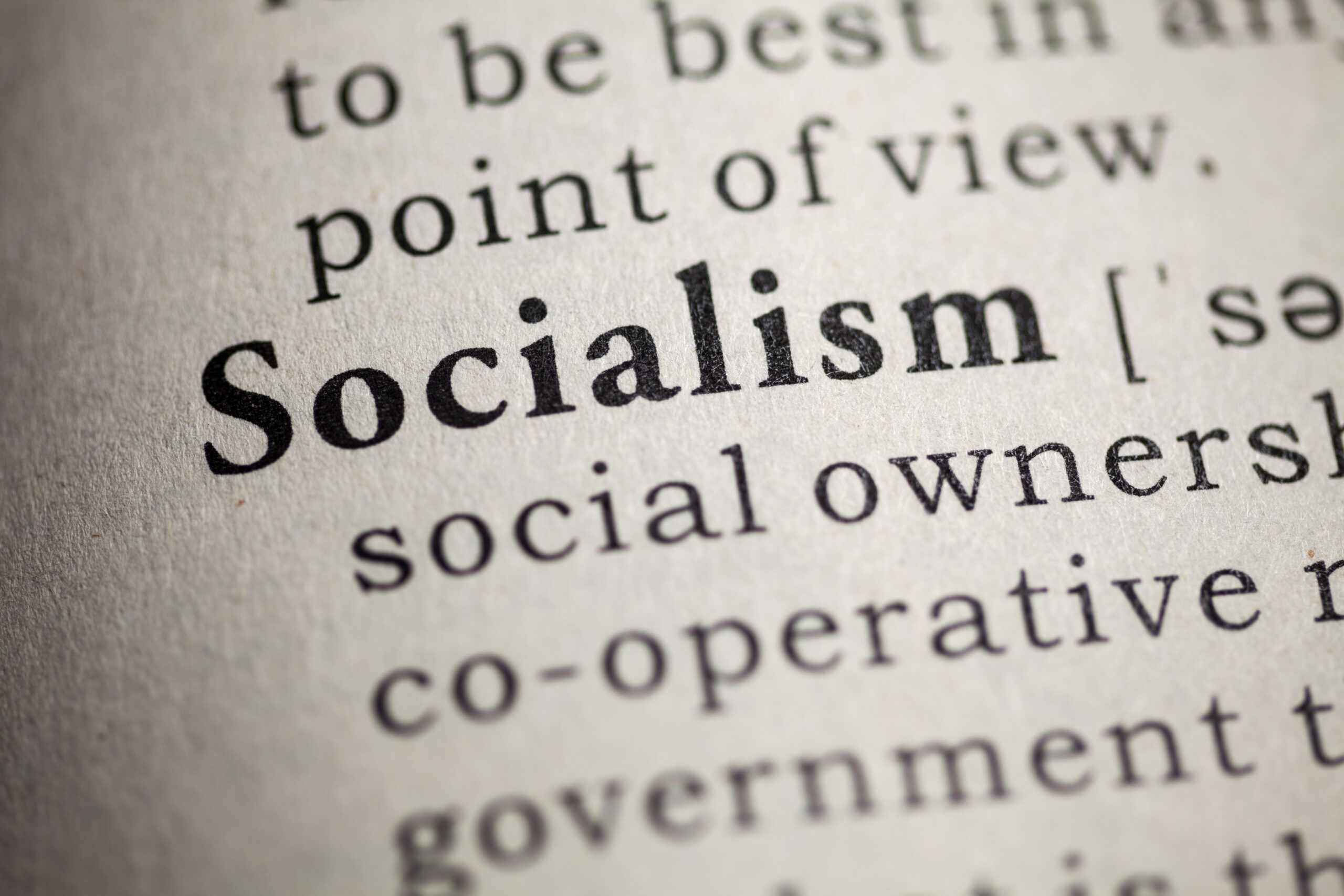 Amb. Haley: Socialism Harms Equality ≠