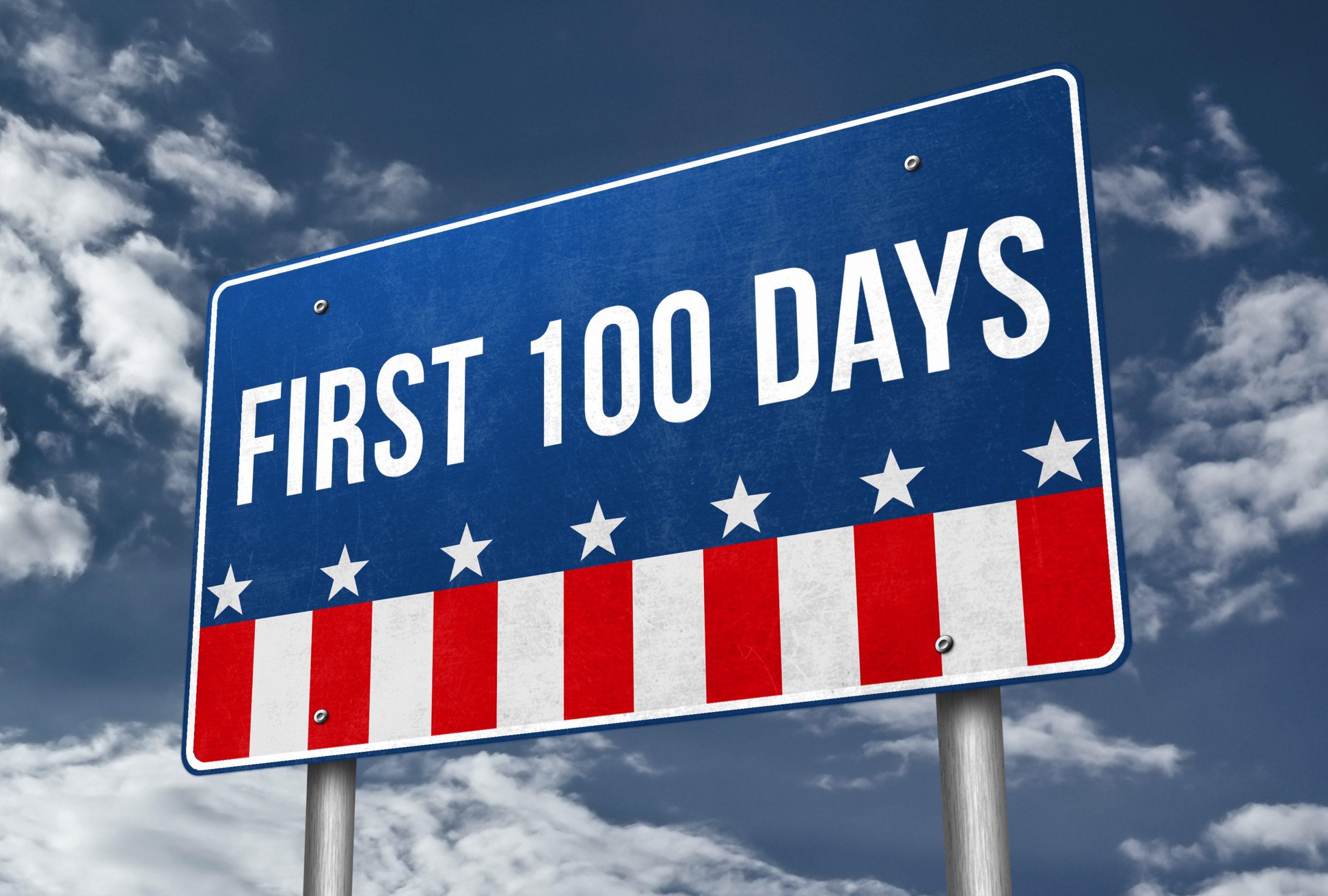 Biden's First 100 Days: Lawless Liberalism 😟