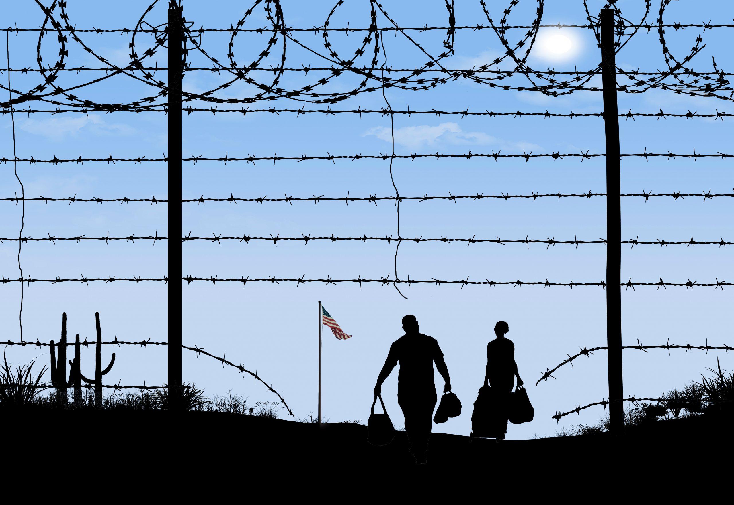 Biden-Harris Border Denial 🙈