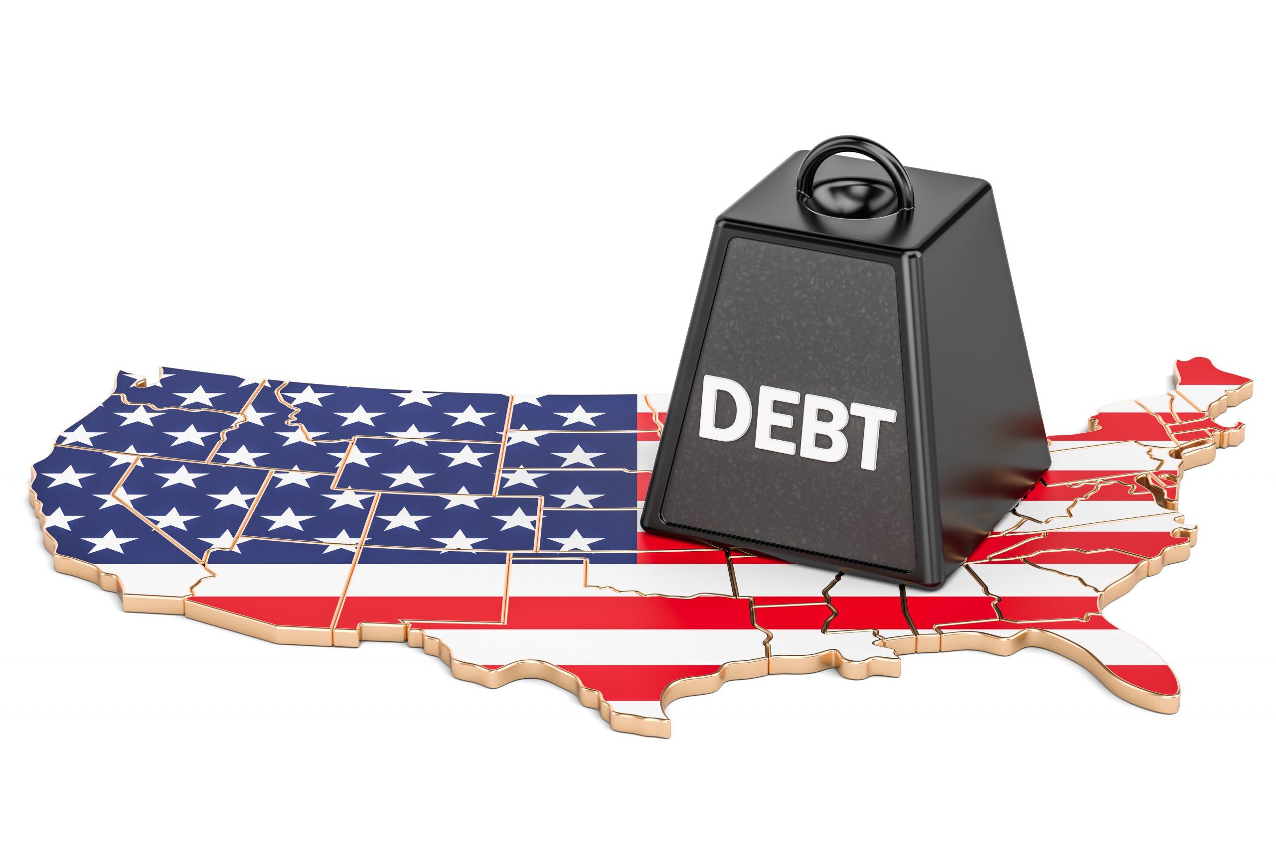 Dems' Debt Denial 🙈