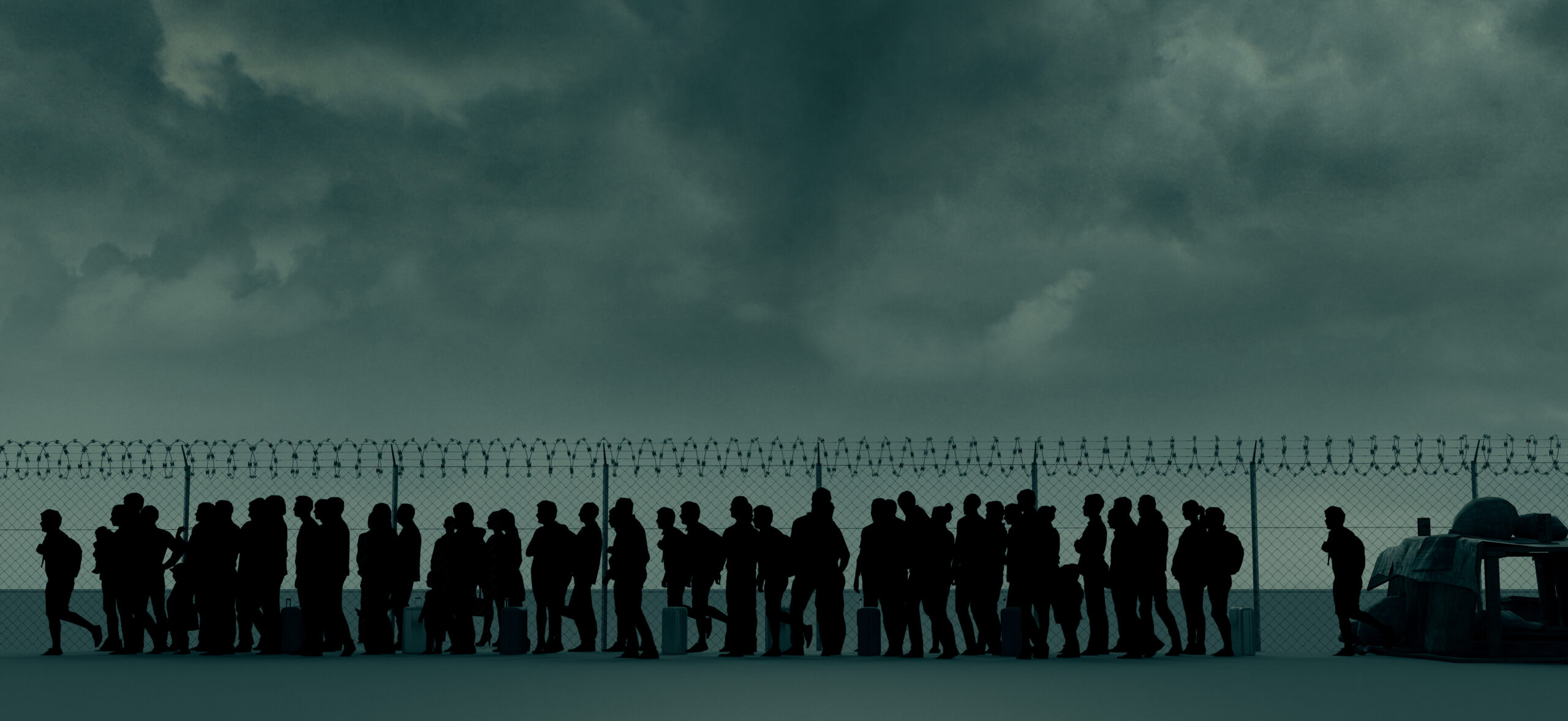 Pandemic + Border Crisis = Chaos 🌪️