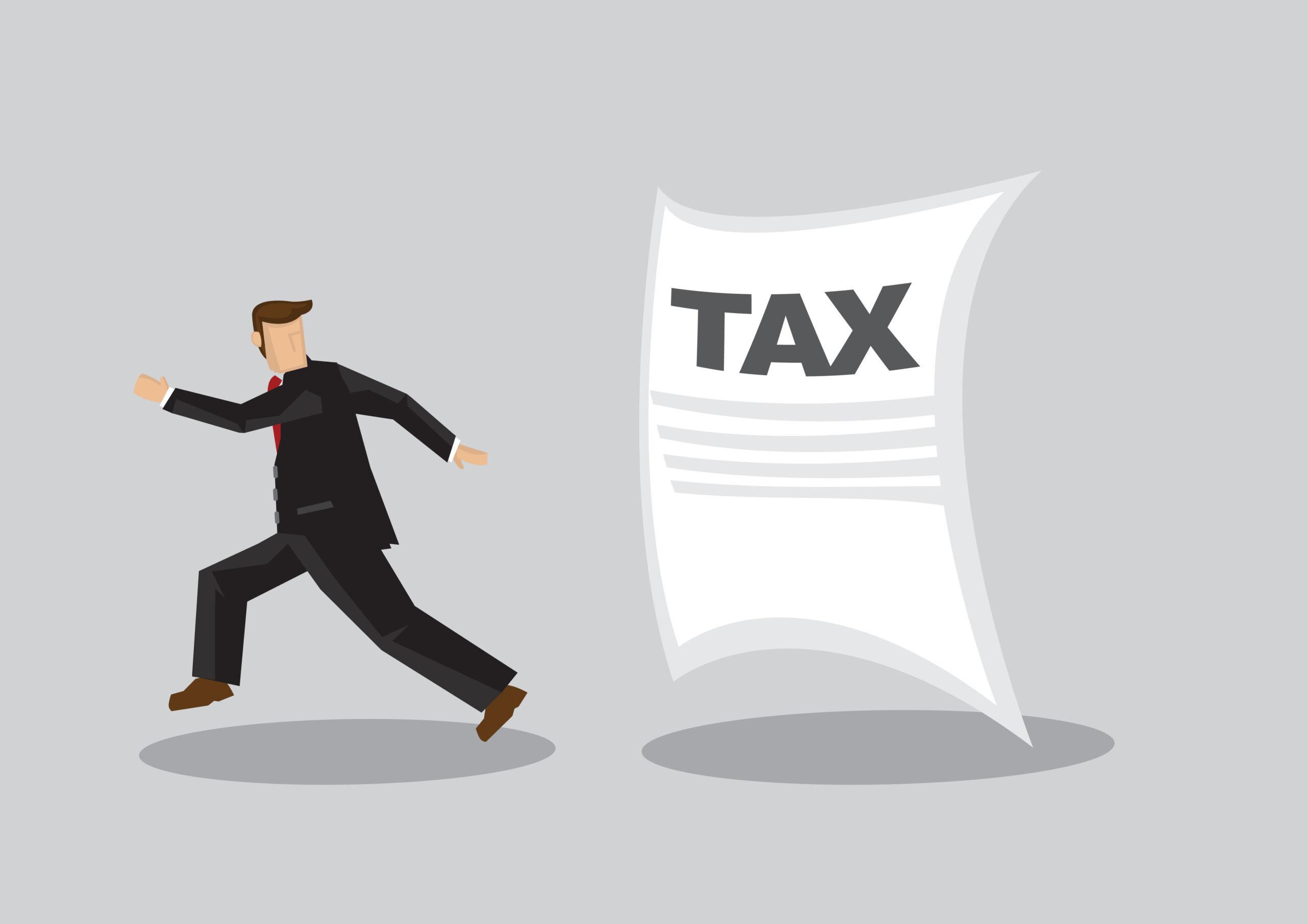 Dem Tax Horrors, Part 3 🧟