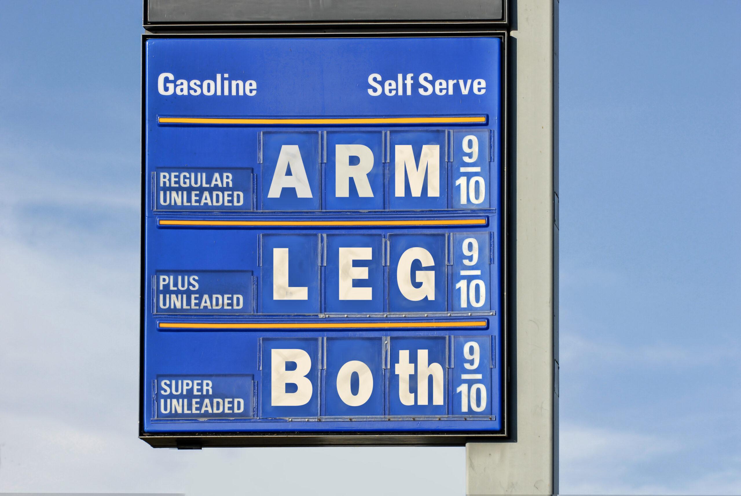 Will Biden Make The Gas Problem Worse? ⛽